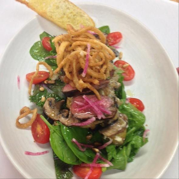 Steak Salad - Blue Cactus Bar & Grill, Ottawa, ON
