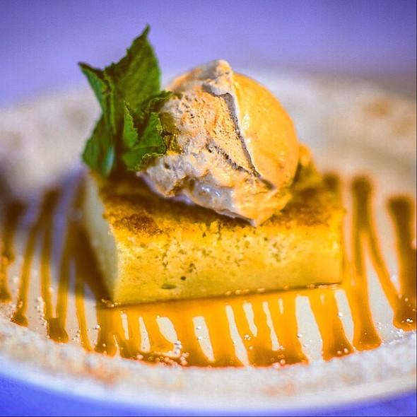 Brioche Bread Pudding - Jonathan's Ristorante - Huntington Village, Huntington, NY