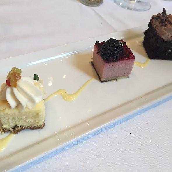Seasonal Dessert Sampler - Davio's - Philadelphia, Philadelphia, PA