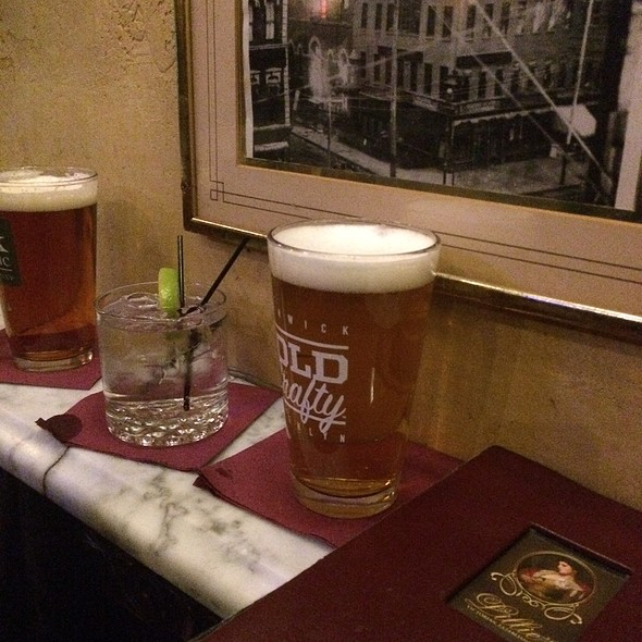 Draft Beer - Lillie's Times Square, New York, NY