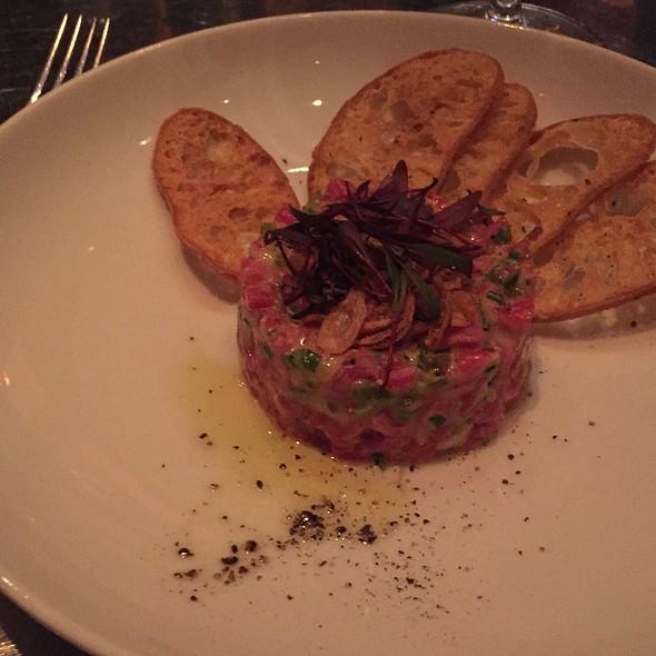 Beef Tartare - Barclay Prime, Philadelphia, PA
