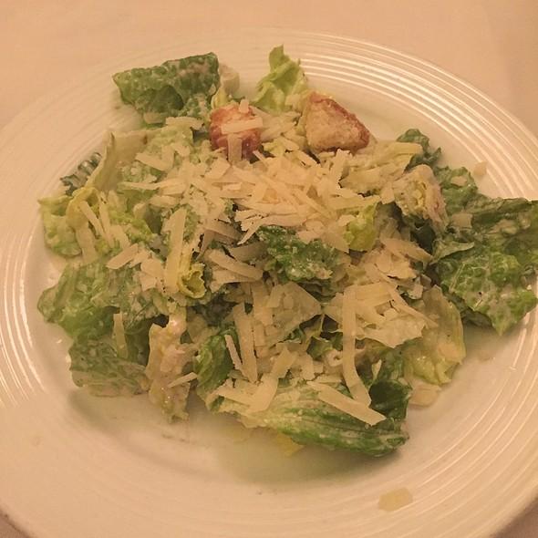 Caesar Salad - John's Grill, San Francisco, CA