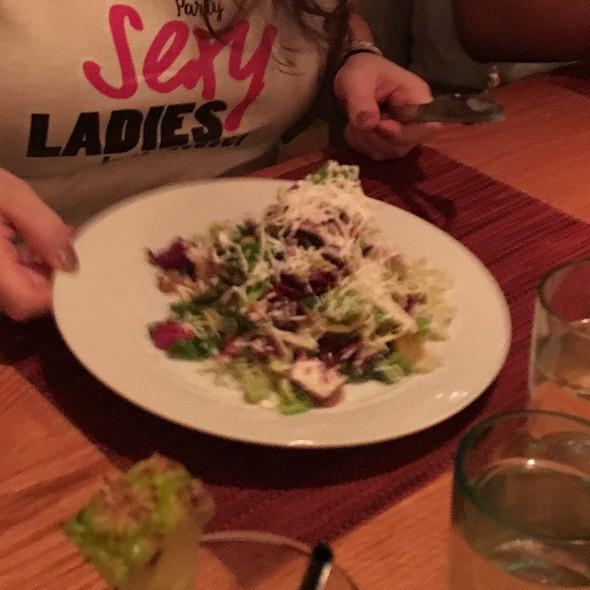 Chopped Salad - Wolfgang Puck Bar & Grill, Las Vegas, NV