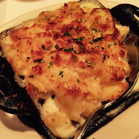 3 Cheese Mac And Cheese - Sullivan's Steakhouse - Chicago, Chicago, IL
