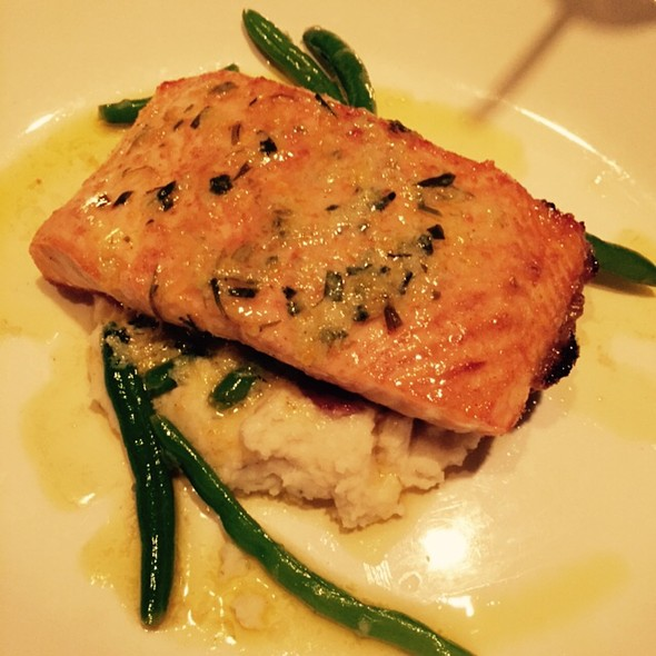 Salmon - Sullivan's Steakhouse - Chicago, Chicago, IL