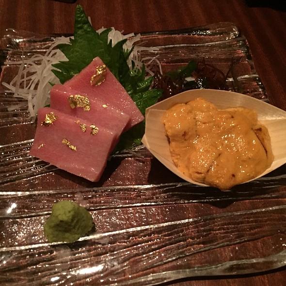 Fatty Tuna & Uni Sashimi - Yopparai, New York, NY