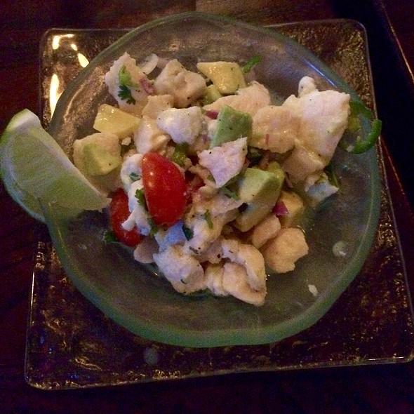 Ceviche - Cocina 214 – A Contemporary Mexican Kitchen and Bar, Winter Park, FL