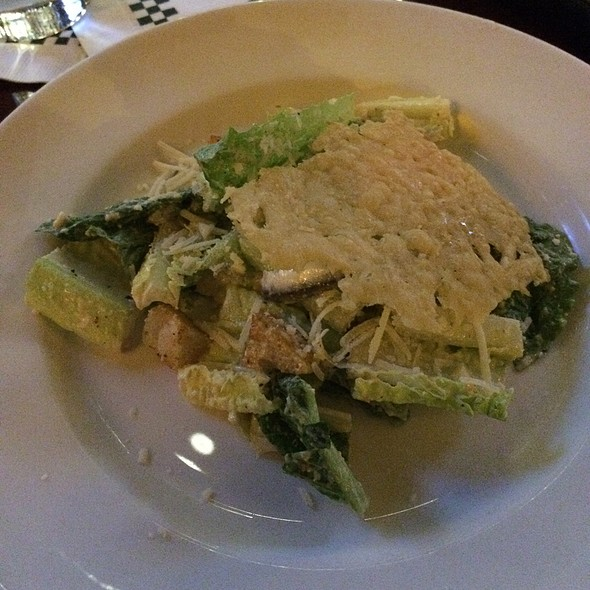 Caesar Salad - 801 Chophouse - St. Louis, Clayton, MO