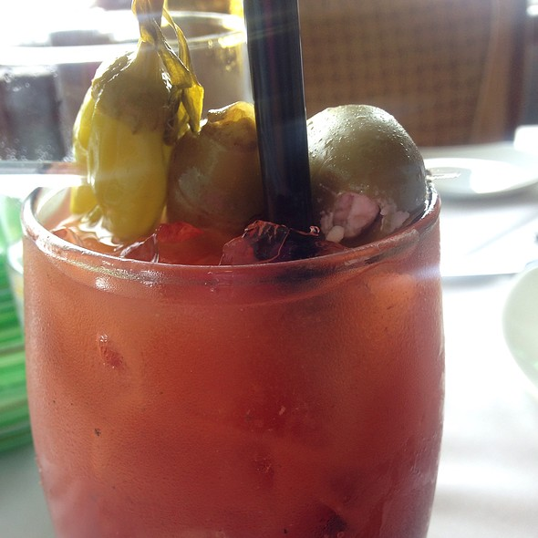 Bloody Mary - Chart House - Tampa, Tampa, FL