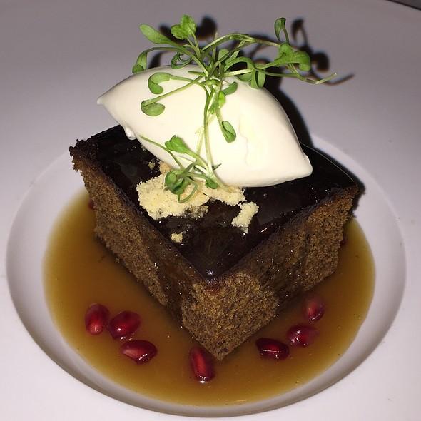 Sticky Toffee Pudding - Brabo - Lorien Hotel & Spa, Alexandria, VA