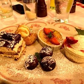 Dessert Sampler - Maggiano's - Milwaukee, Wauwatosa, WI