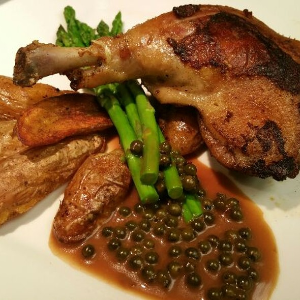 Duck Confit - Brentwood Restaurant & Wine Bistro, Little River, SC