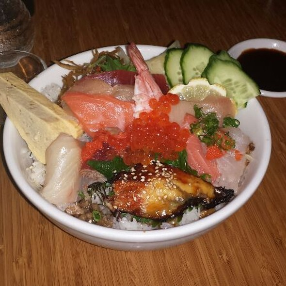 Chirashi - Izakaya Den, Denver, CO
