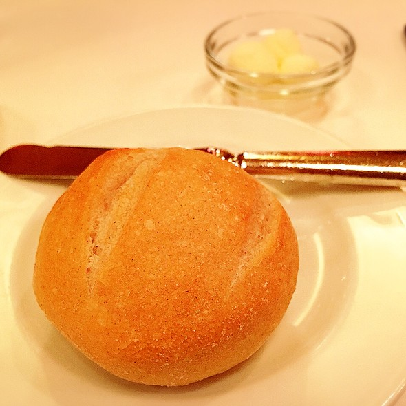 Complimentary Bread - Russian Tea Room - NYC, New York, NY