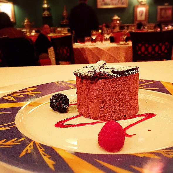 Chocolate Mousse Cake - Russian Tea Room - NYC, New York, NY