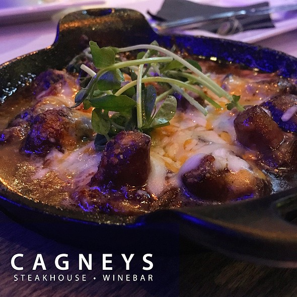 Escargots - Cagneys, Mississauga, ON