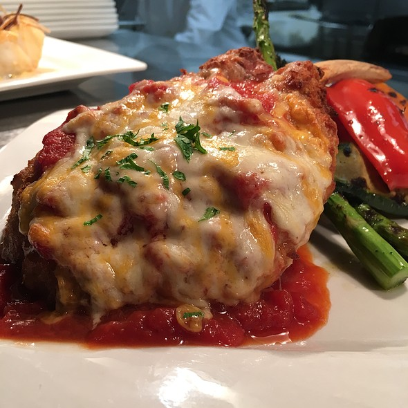 Veal Parmigiana - Cagneys, Mississauga, ON