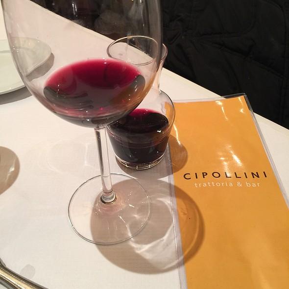 Cabernet Sauvignon - Cipollini Trattoria and Bar, Manhasset, NY