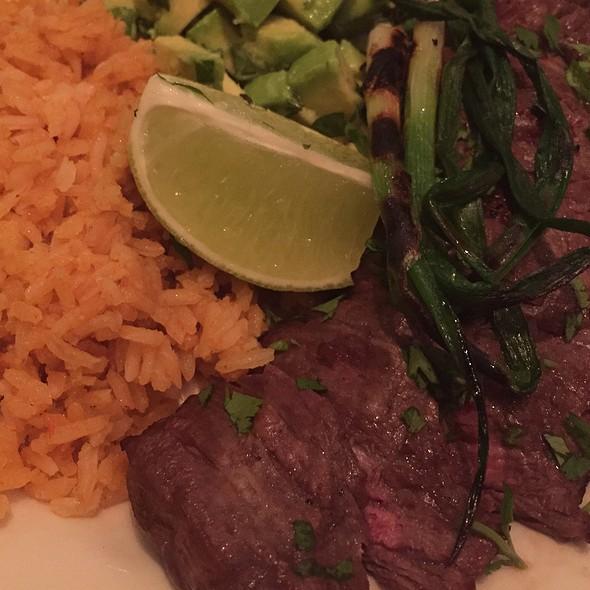 carne asada - Regalito Rosticeria, San Francisco, CA