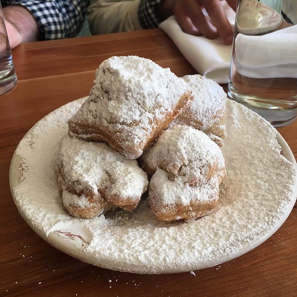 Beignets - Big Jones, Chicago, IL