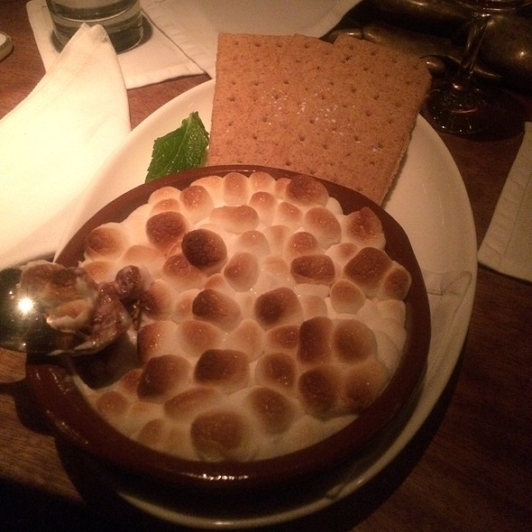 Baked S'mores - Vintry Wine & Whiskey, New York, NY
