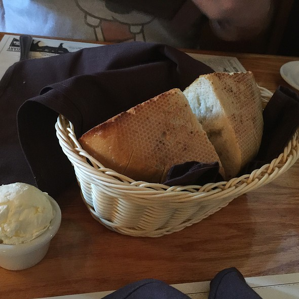 Bread Service - Buckhorn Steakhouse, Winters, CA