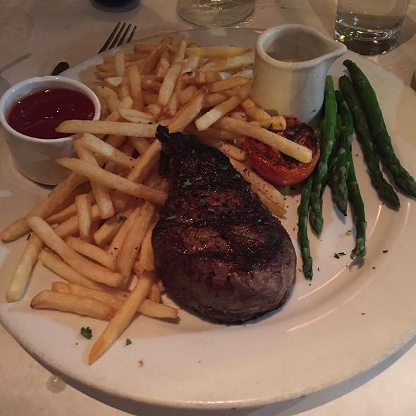 Steak Frites - Cafe Bizou - Pasadena, Pasadena, CA
