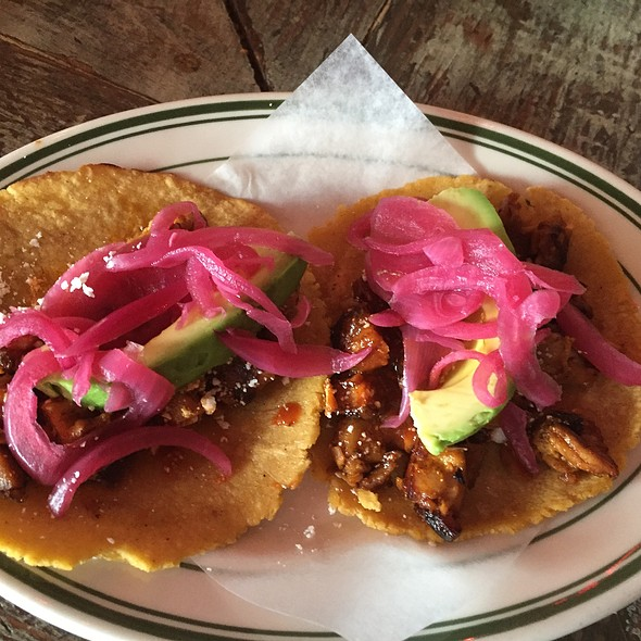 Pink Tacos - Pink Taco - Sunset, West Hollywood, CA