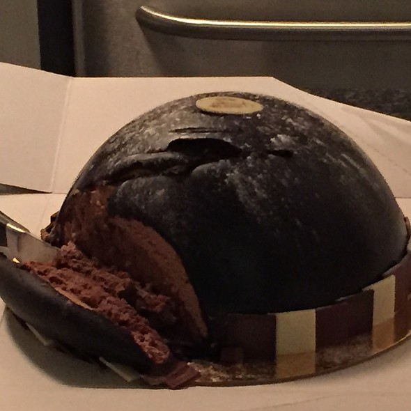 Chocolate Bombe - La Bergamote, New York, NY