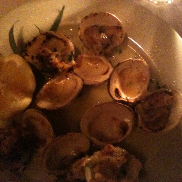 Baked Clams - Amata, New York, NY