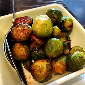 Brussel sprouts - DBGB NYC, New York, NY