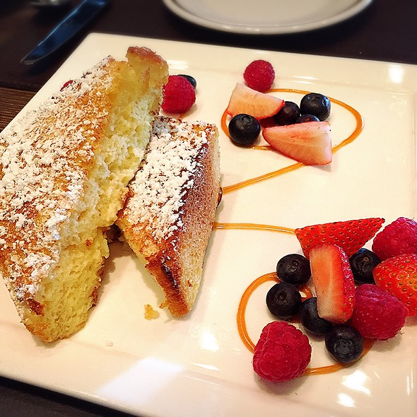 brioche french toast - DBGB NYC, New York, NY