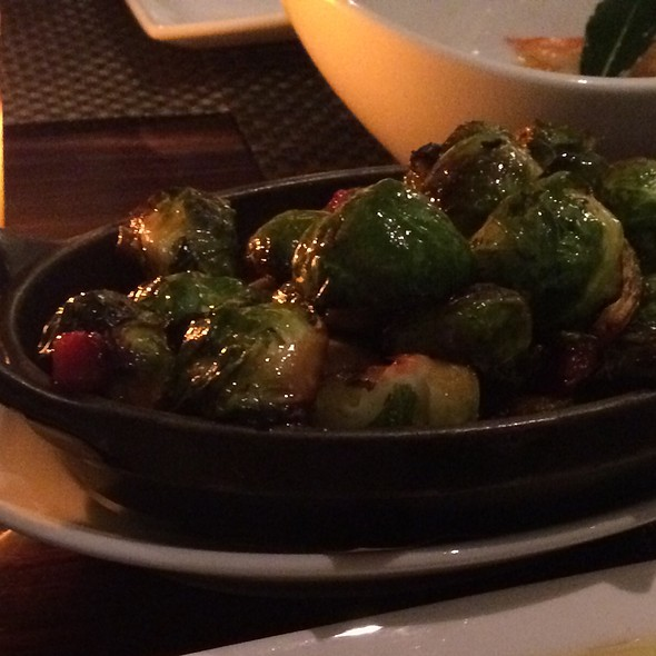 Brussel sprouts - BLT Steak - Waikiki, Honolulu, HI