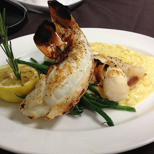 Lobster Dinner - Southern Prime Steakhouse, Southern Pines, NC