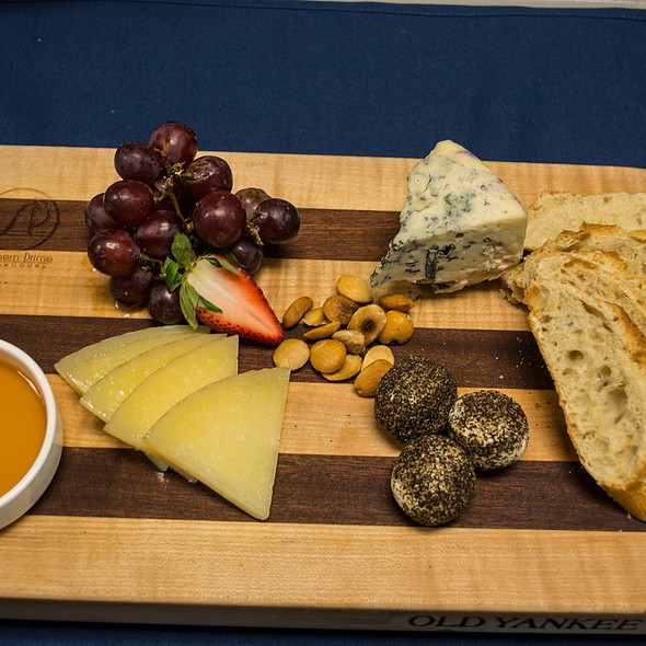 Cheese Plate - Southern Prime Steakhouse, Southern Pines, NC