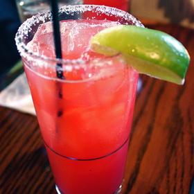 Blood Orange Margarita - Rio Grill, Carmel, CA
