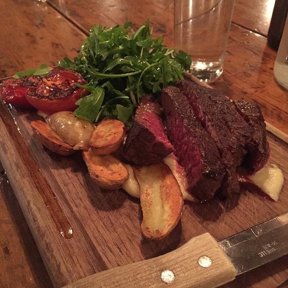 wagyu steak - The Copper Onion, Salt Lake City, UT