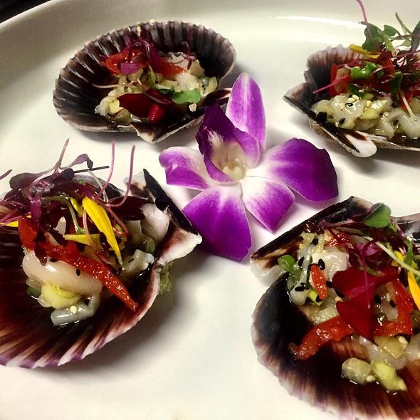 Scallops In The Shell - The Venue Sushi Bar & Sake Lounge, Palm Desert, CA