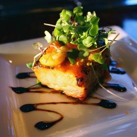 smoked pork belly - Rio Grill, Carmel, CA