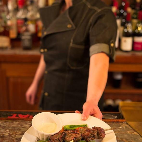 Mariasha - Blue Cat Steak & Wine Bar, Burlington, VT
