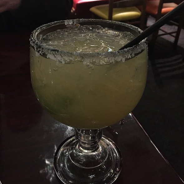 Golden Margarita - Jalapeno's Grill, Walpole, MA