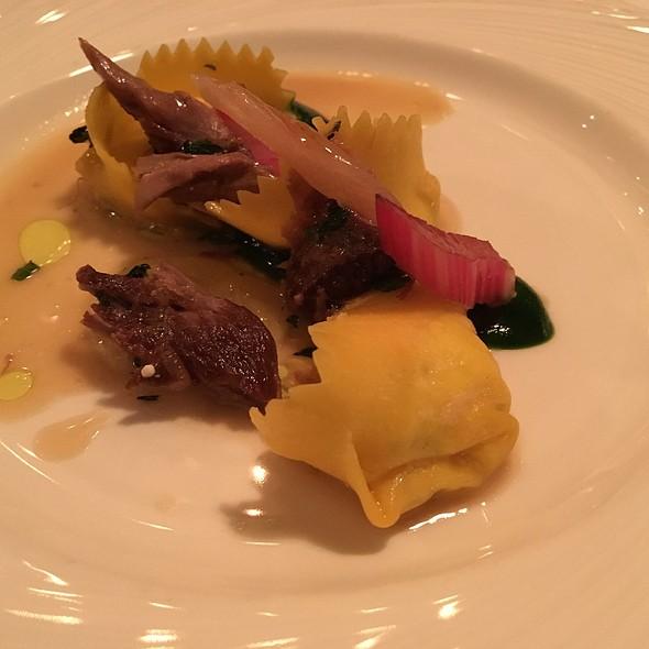 Lobster & Mint Tortellini - Frasca Food and Wine, Boulder, CO