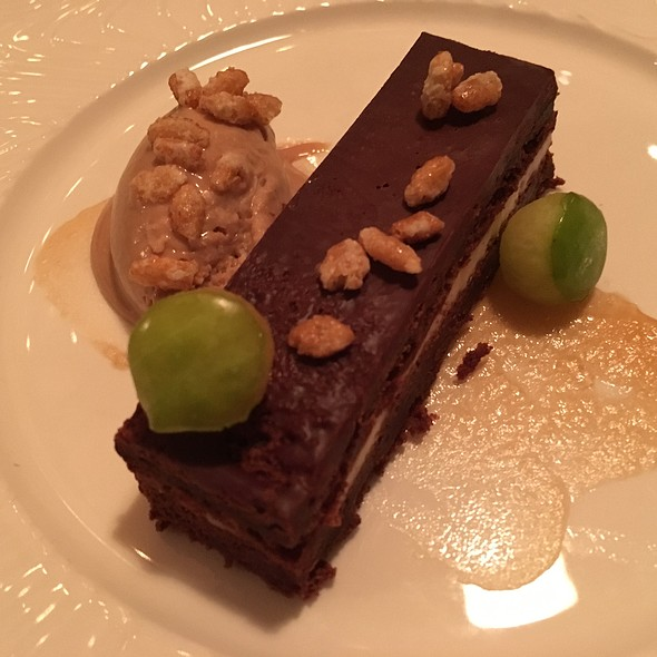 Chocolate torta - Frasca Food and Wine, Boulder, CO