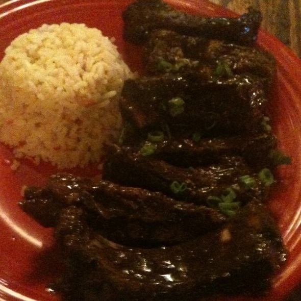 Mole Ribs - Old Town Tortilla Factory, Scottsdale, AZ