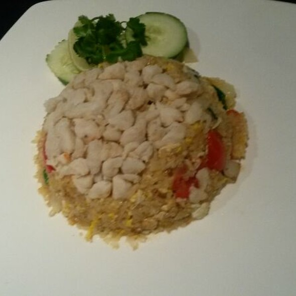 Crabmeat Fried Rice - Thai Select, New York, NY