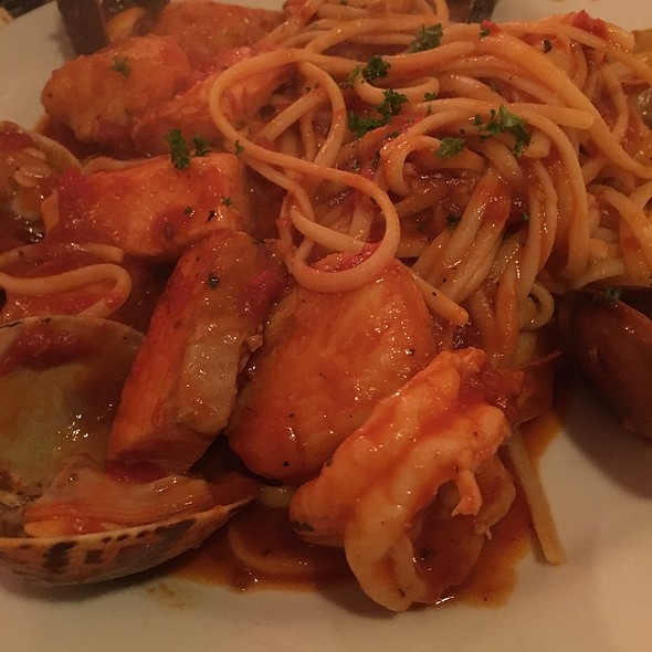 Linguine Tutto Mare - Buon Gusto, South San Francisco, CA
