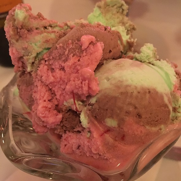 Spumoni Ice Cream - Buon Gusto, South San Francisco, CA
