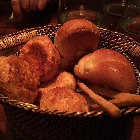 Bread Basket - PRESS, St. Helena, CA