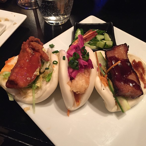 Bao Assortment - Tokio Pub, Schaumburg, IL