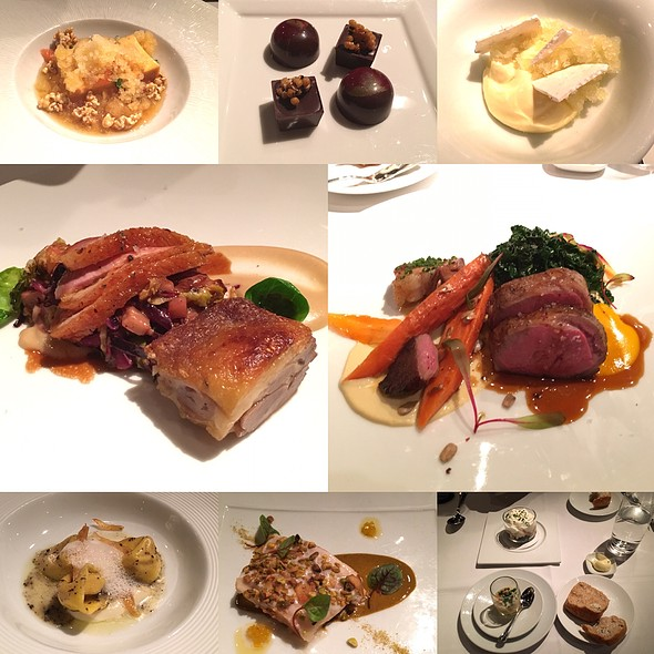 Seasonal Menu - Gramercy Tavern, New York, NY